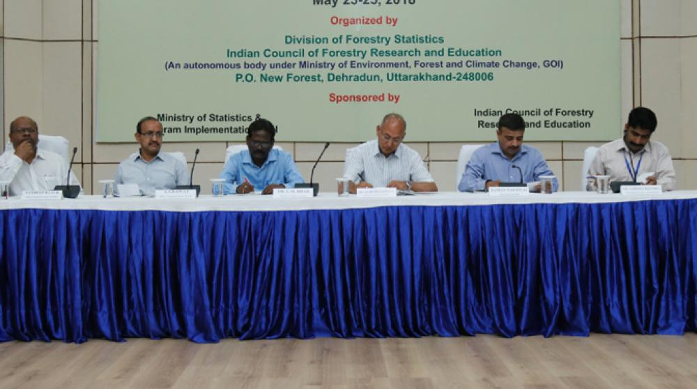 National Workshop on Recent Advances in Statistical Methods and Applications in Forestry and Environmental Sciences, 23rd May, 2018