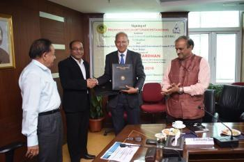 ICFRE signs MoU with TIFAC