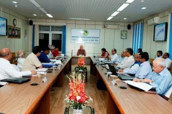 Advisory Committee Meeting for Forest Policy Research held at ICFRE, Dehra Dun on 23rd April, 2018