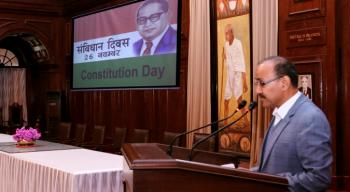 Celebration of Constitution Day 2019 at Forest Research Institute, Dehradun