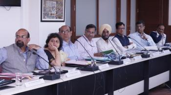 56th Meeting of Board of Governors held on 15th October, 2018 at MoEF&CC, New Delhi.