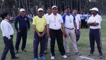 18th Annual Games and Sports meet of FRI (Deemed) University