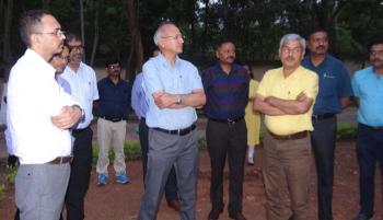 Visit of Dr. S.C. Gairola, Director General, ICFRE to Institute of Forest Productivity, Ranchi on 11th – 12th July, 2019