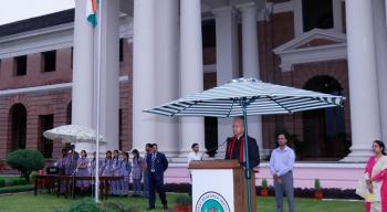 Celebration of Independence Day at Forest Research Institute, Dehradun on 15th August, 2019