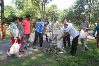 World Environment Day 2017 - Cleanliness Campaign
